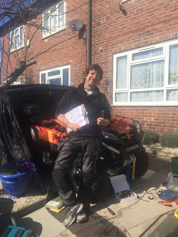 Bike Alarm Man  UK Motorbike Alarm Fitters and fitting